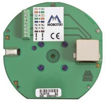MOBOTIX Ethernet Anschluss-   MX-OPT-IO2