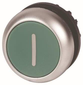 EATON M22-D-G-X1 Drucktaste flach 216607
