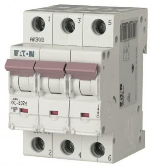 EATON PXL-B32/3 LS-Schalter 32A   236403