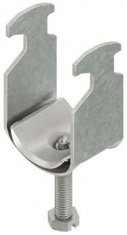 NIED Hammerfuss-Bügelschelle 6-12mm  B12