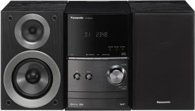 Panasonic SC-PM602EG-K sw Micro-Anlage