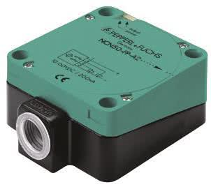 PF Induktiver Sensor 40mm NCB40-FP-A2-P1