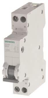 Siemens Automat B 16A           5SY60166