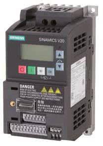 SIEM SINAMICS V20     6SL3210-5BB13-7UV1
