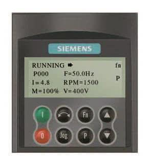 Siemens 6SE64000AP000AA1 MICROMASTER 4