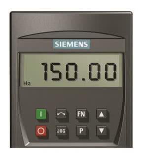Siemens 6SE64000BP000AA1 MICROMASTER 4