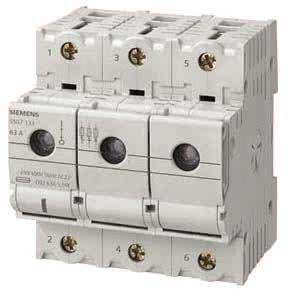 Siemens 5SG7133 MINIZED-Lasttrennschalt.