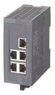 Siemens 6GK50050BA001AB2 SCALANCE XB005