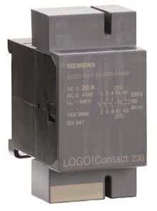 Siemens 6ED10574EA000AA0 LOGO! Contact