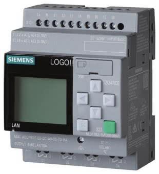 Siemens LOGO! 12/24R  6ED1052-1MD08-0BA1