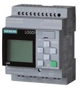 Siemens 6ED10521MD080BA0 LOGO!8 12/24RCE