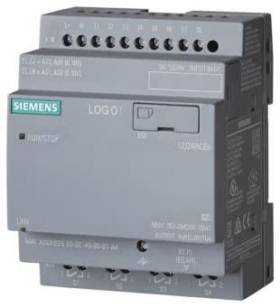 Siemens LOGO! 12/24R  6ED1052-2MD08-0BA1