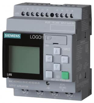 Siemens LOGO! 230RCE  6ED1052-1FB08-0BA1