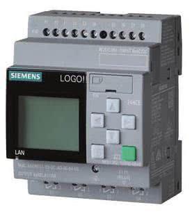 Siemens 6ED10521HB080BA0 LOGO! 8   24RCE
