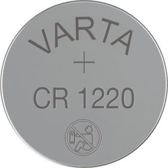 VARTA Electronic Lithium          CR1220