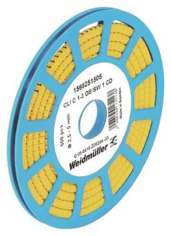 Weidmüller CLI C 1-3 GE/SW 1 CD Leiter-