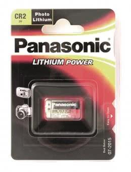 Panasonic Photobatterie CR2
