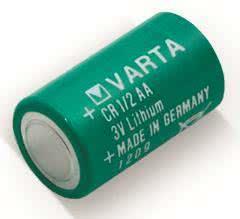 Varta Batterie      VCR1/2AA 06127101301