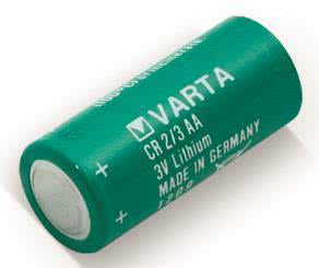 Varta Batterie       VCR2/3AA 6237101301