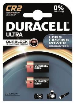 Duracell Photobatterie    DCR2-B2 030480