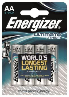 Energizer Batterie Lithium UCE91B4 24615