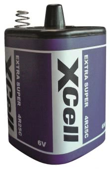 XCell 6V-Block 4R25                X4R25