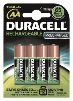 Duracell     D2400AA4B-PRECHARGED 057043