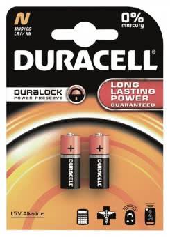 Duracell Batterie        MN9100B2 203983