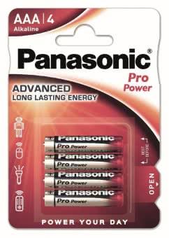PANAS Pro Power Micro               LR03