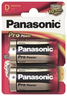 PANAS Pro Power Mono                LR20