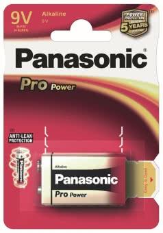 PANAS Pro Power E-Block            6LR61