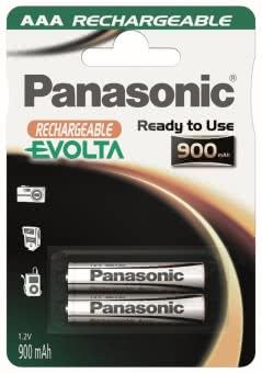 Panasonic Evolta Rechargeable Micro