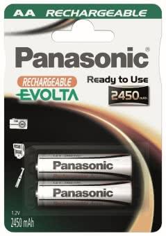 Panasonic Evolta Rechargeable Mignon