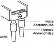 GS Aderendhülsen DIN           DZ5CE007D