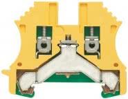 Weidmüller WPE 2.5 Erdungsklemme 2,5qmm