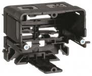 Hager Geräteeinbaudose C-Profil  GLS5510